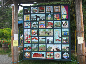 quilt being raffled for Community Centre.jpg