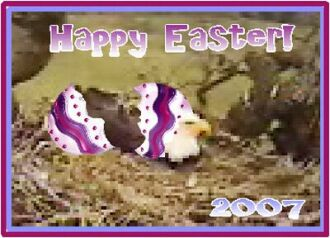 Happy Easter 2007!